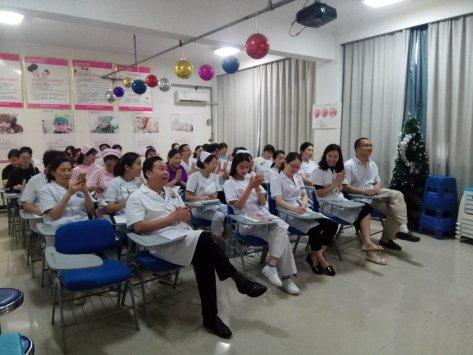 """濮阳东方医院召开了""""医护患关系——之沟通技巧""""座谈会"""